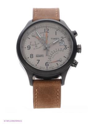 Часы TIMEX. Цвет: серый