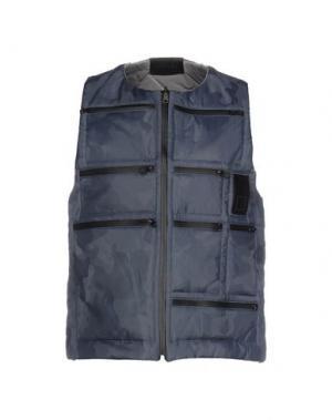 Куртка LETASCA. Цвет: грифельно-синий