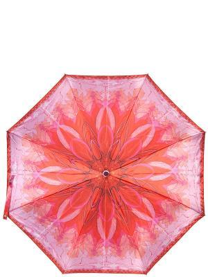 Зонт Eleganzza. Цвет: красный, розовый