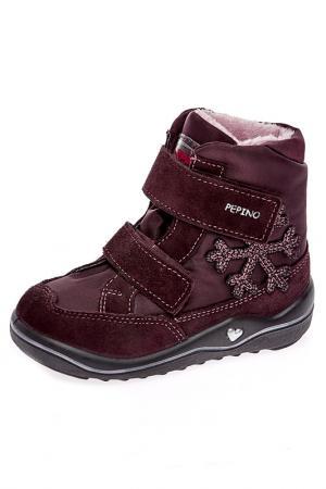 Ботинки Ricosta. Цвет: фиолетовый