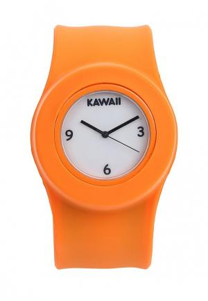 Часы Kawaii Factory. Цвет: оранжевый