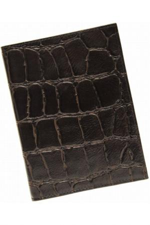 Обложка для паспорта и прав Constanta. Цвет: коричневый
