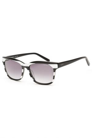 Очки солнцезащитные Esprit. Цвет: черный, белый