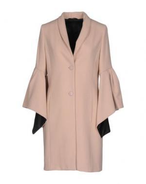 Пальто CARLA G.. Цвет: светло-розовый