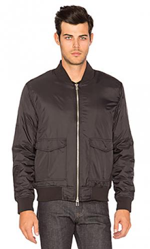 Куртка stratus Undefeated. Цвет: черный