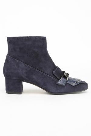 Ботинки The Seller. Цвет: синий