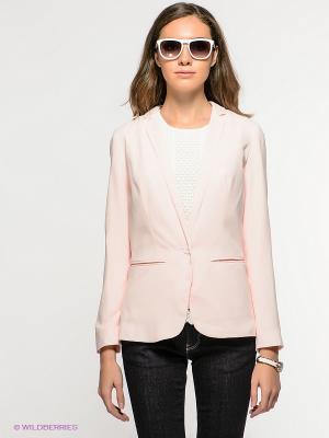 Жакет New Look. Цвет: бледно-розовый