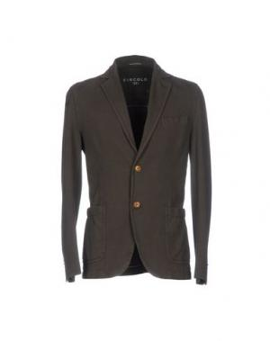 Пиджак CIRCOLO 1901. Цвет: свинцово-серый
