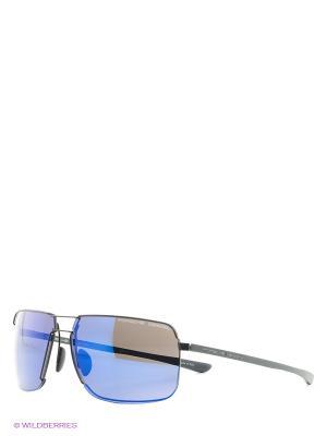 Солнцезащитные очки Porsche Design. Цвет: черный