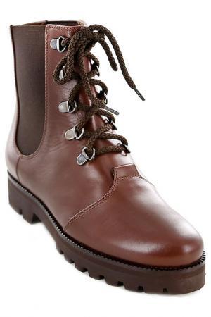 Ботинки Walter Steiger. Цвет: коричневый