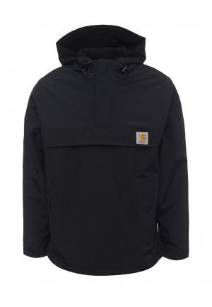 Куртка Carhartt. Цвет: черный