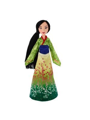 Классическая модная кукла Принцесса Hasbro. Цвет: белый, черный