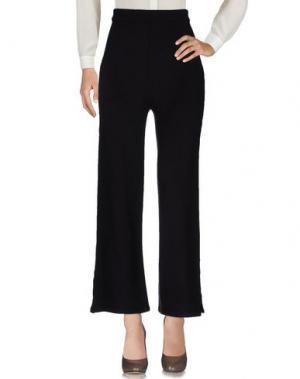 Повседневные брюки COLLECTION PRIVĒE?. Цвет: темно-коричневый