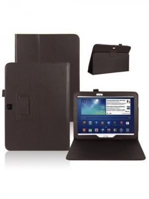 Обложка skinBOX standard для планшета Samsung P5200.. Цвет: коричневый