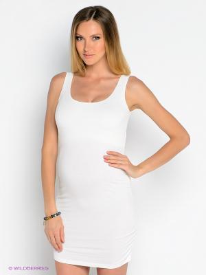 Платье Isabella Oliver. Цвет: белый