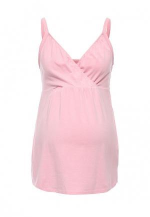 Топ Gap Maternity. Цвет: розовый