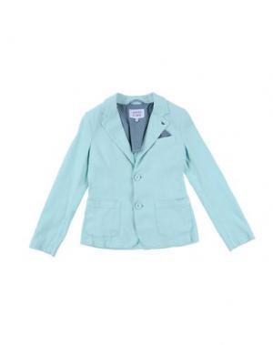 Пиджак ARMANI JUNIOR. Цвет: светло-зеленый