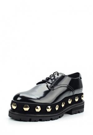 Ботинки Twin-Set Simona Barbieri. Цвет: черный