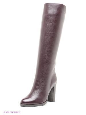 Сапоги Antonio Biaggi. Цвет: темно-коричневый