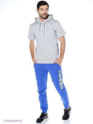 Худи XA SWT HOOD SLL Adidas. Цвет: серый