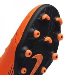 Футбольные бутсы для игры на разных покрытиях дошкольников/школьников  Jr. Mercurial Superfly VI Club MG Nike. Цвет: оранжевый