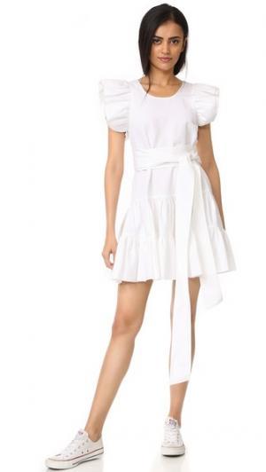 Платье Masia Jill Stuart. Цвет: мел