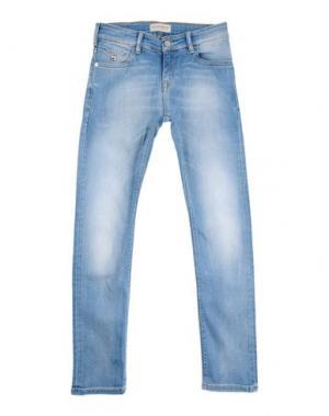 Джинсовые брюки SCOTCH & SHRUNK. Цвет: синий