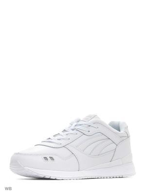 Кроссовки Sigma. Цвет: белый, светло-серый