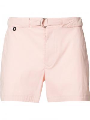 Плавки Jack Katama. Цвет: розовый и фиолетовый