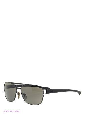 Солнцезащитные очки RH 749 01 Zerorh. Цвет: черный