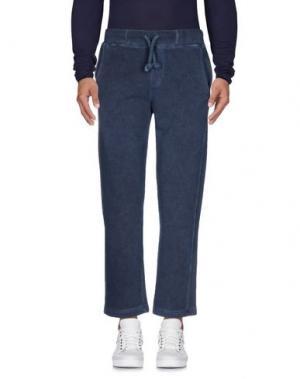 Повседневные брюки JOE RIVETTO. Цвет: темно-синий