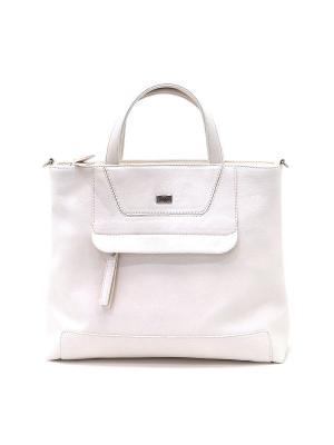 Сумка Solo true bags. Цвет: белый