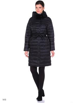 Пальто Clasna. Цвет: черный