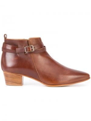 Ботинки по щиколотку Vana Alberto Fermani. Цвет: коричневый