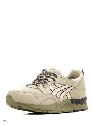 Спортивная обувь GEL-LYTE V ASICSTIGER. Цвет: бежевый