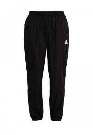 Брюки спортивные adidas. Цвет: черный