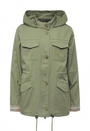 Куртка Roxy. Цвет: хаки