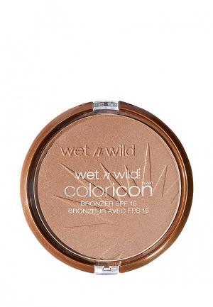 Бронзатор Wet n Wild. Цвет: бежевый