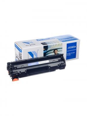 Картридж NVP совместимый HP CE285A для LJ P1102/1120/M1132/M1212 NV Print. Цвет: черный