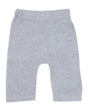 Повседневные брюки BONNIE BABY. Цвет: серый