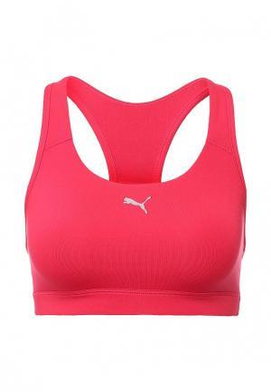 Топ спортивный Puma. Цвет: розовый
