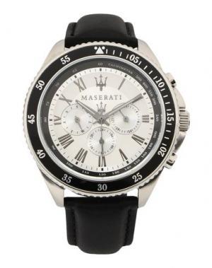 Наручные часы MASERATI. Цвет: белый