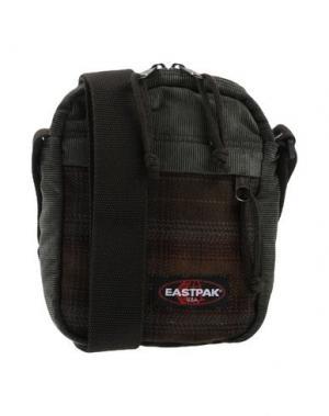 Сумка через плечо EASTPAK. Цвет: темно-зеленый