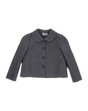 Пиджак MIMISOL. Цвет: серый