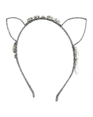 Аксессуар для волос NOEMI B.. Цвет: серебристый