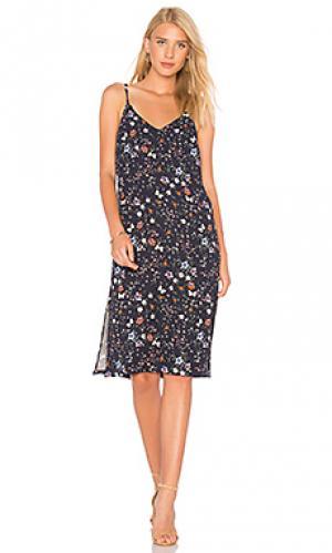 Платье sydney Sanctuary. Цвет: синий
