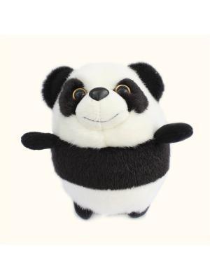 Мягкая игрушка шарик ПАнда, Malvina. Цвет: белый, черный