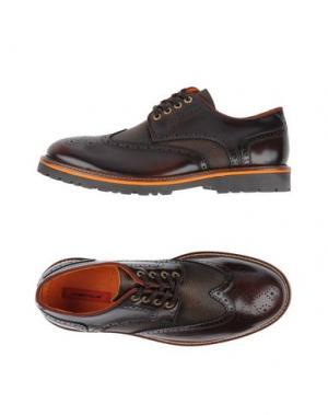 Обувь на шнурках AMBITIOUS. Цвет: какао