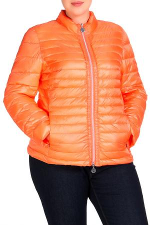 Куртка Krizia. Цвет: оранжевый