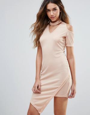 Daisy Street Платье. Цвет: кремовый